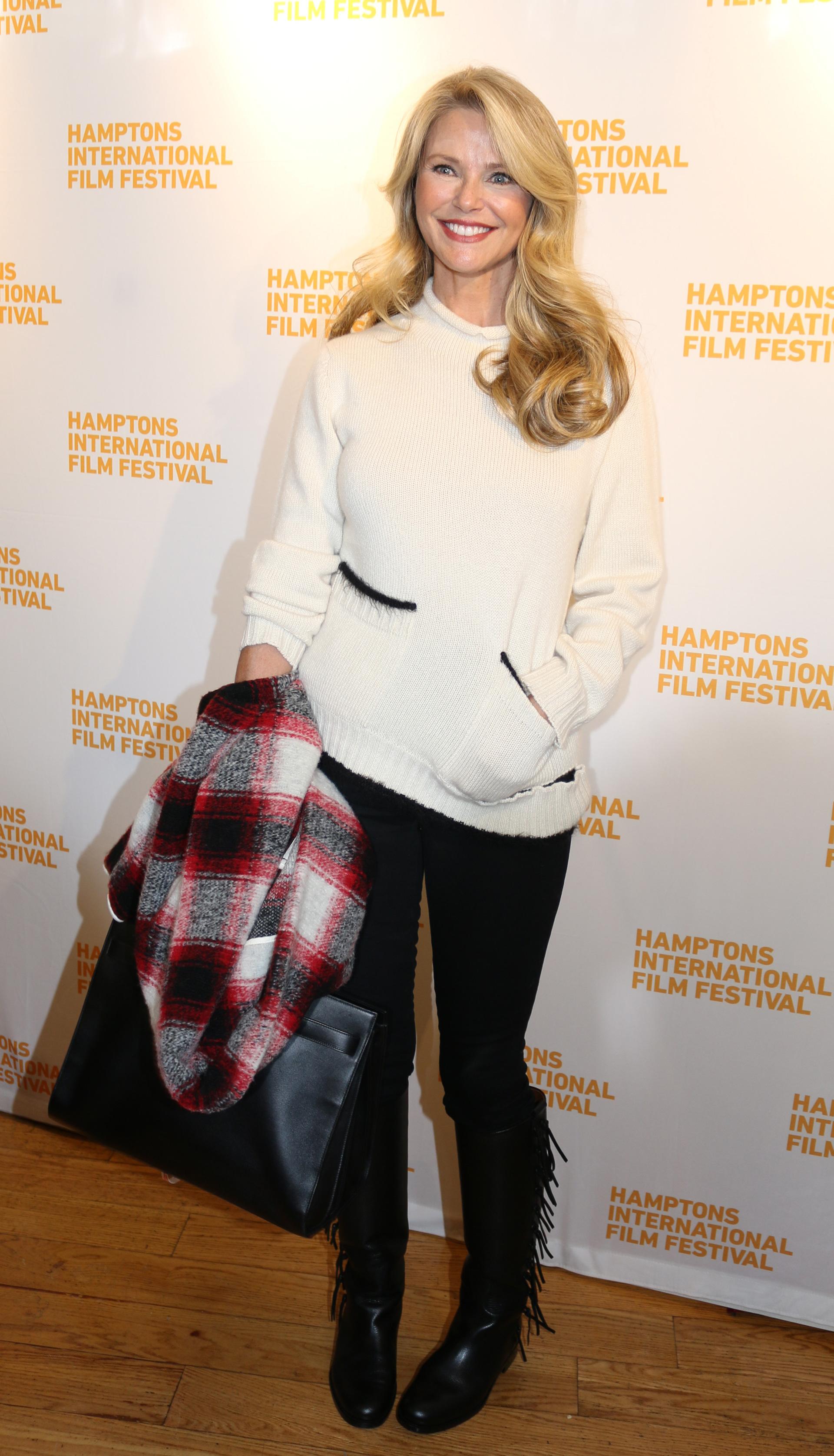 Why we're obsessed: Christie Brinkley