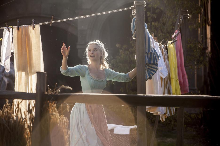 Cinderella Laundry