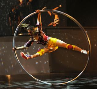 cirque eloize sony centre