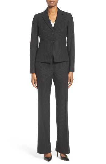 Classiques Entier® Jacket & Pants Outfit with Accessories