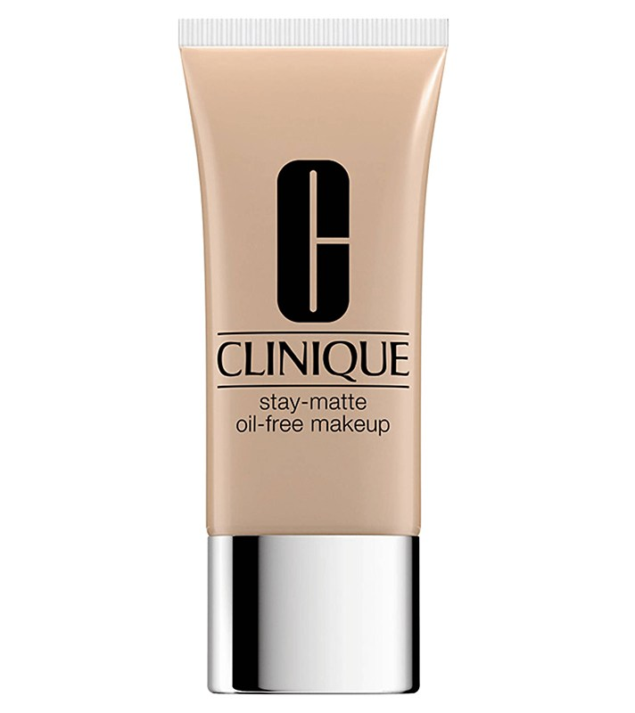 Best Foundations for Oily, Shiny Skin: Clinique Stay-Matte Oil-Free Makeup | Summer skincare 2017