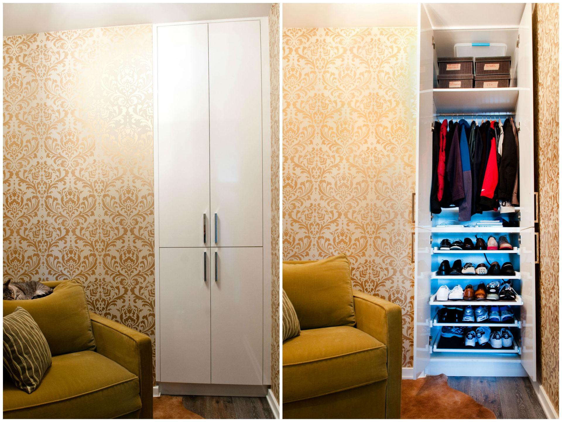 Hawthorne Closet space