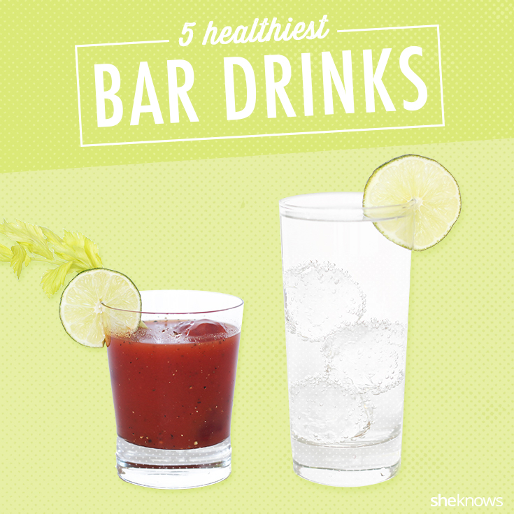 The healthiest summer cocktails ranked