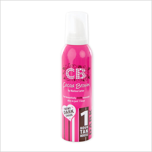 Cocoa Brown 1-Hour Tan Mousse
