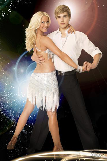 Cody Lindley is Julianne's partner for this year's Dancing