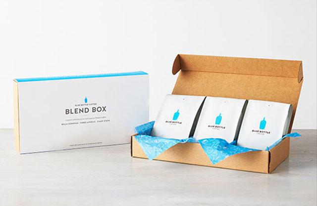 Blue Bottle coffee sampler set