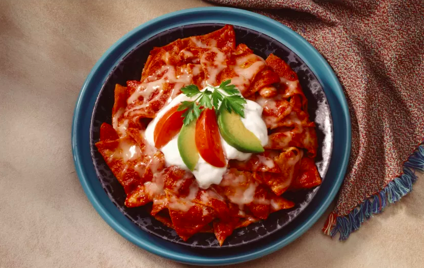 coffee cupe chilaquiles
