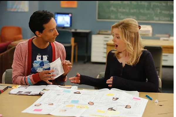 Abed's crazy quilt of destiny