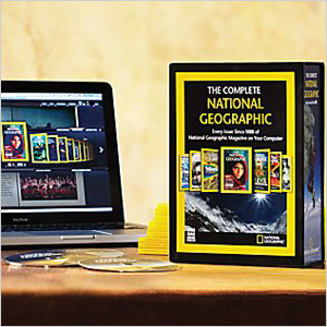 The Complete National Geographic collection