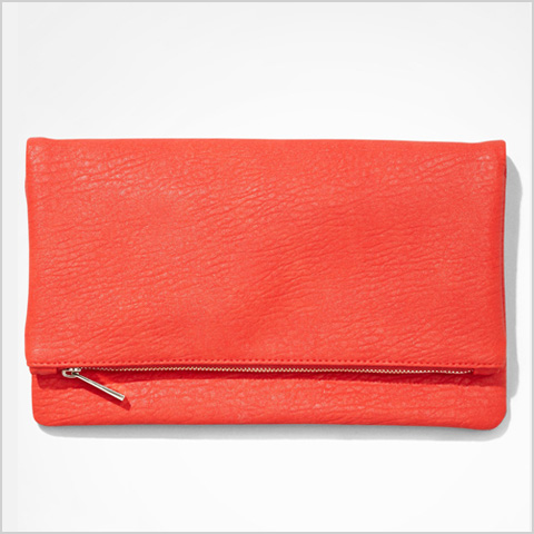 Convertible fold-over clutch