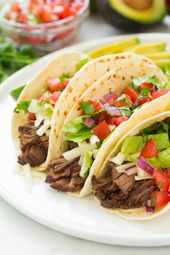 copycat chipotle barbacoa tacos