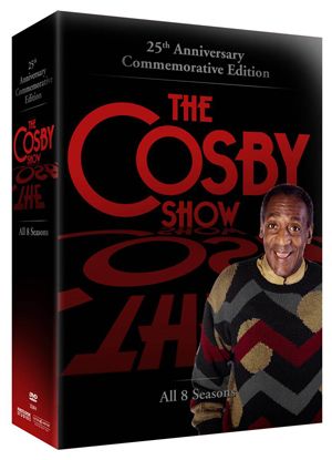 The Cosby Show DVD box set arrives November 18
