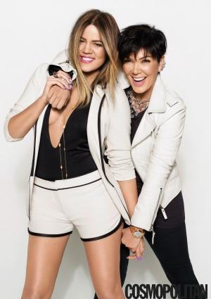 Khloe Kardashian Kris Jener