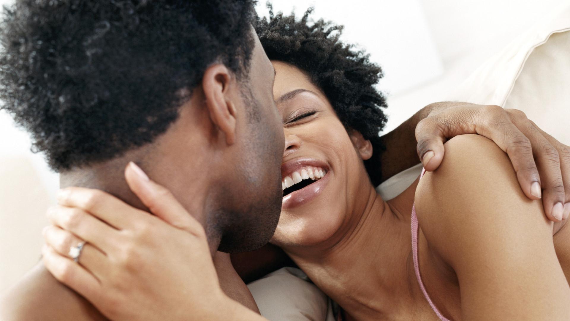 Beautiful Ebony Solo Orgasm