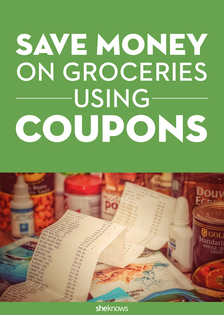 save money on groceries using coupons