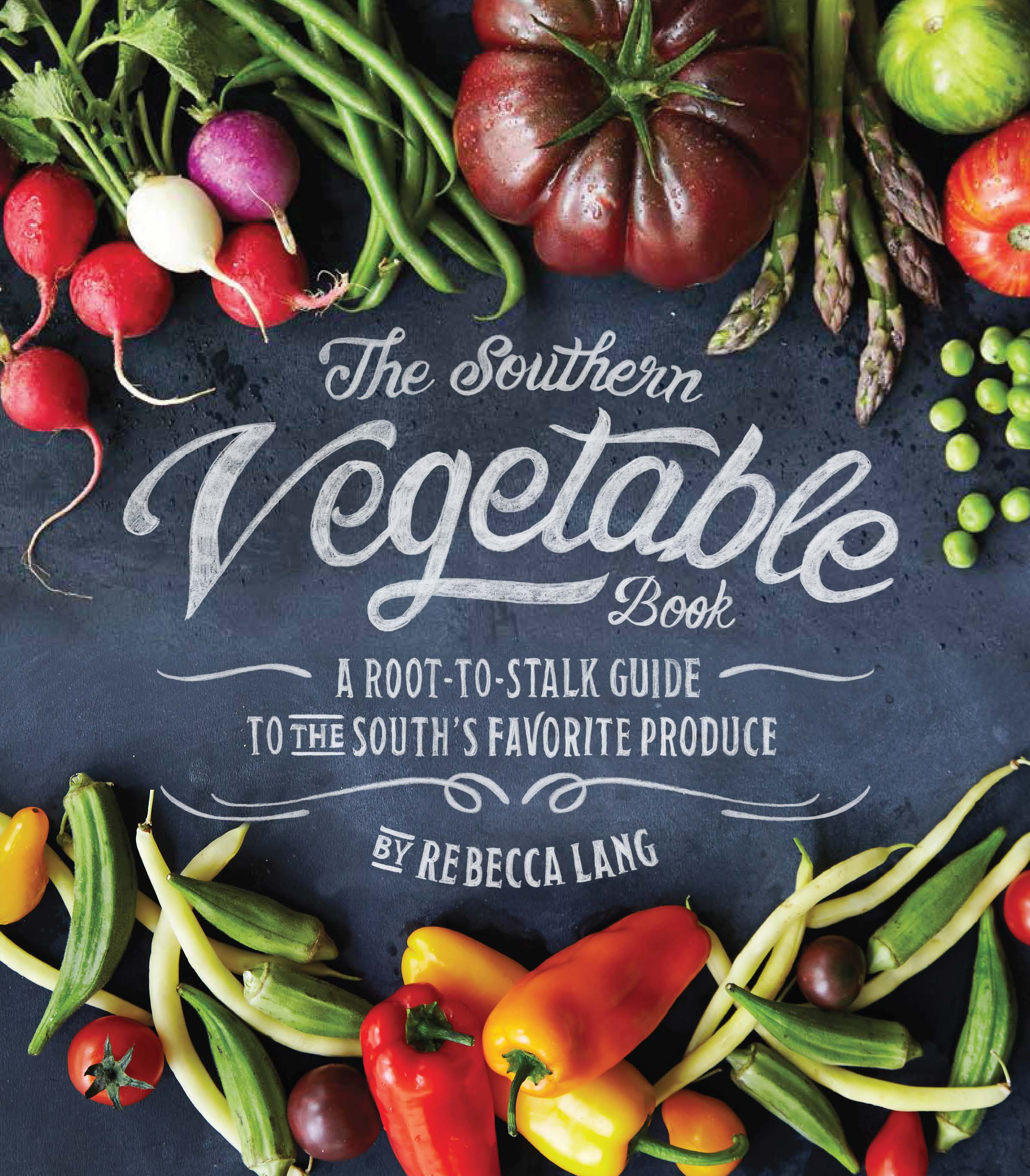 southern vegetable book
