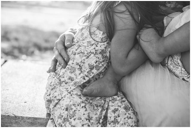 Tandem extended breastfeeding