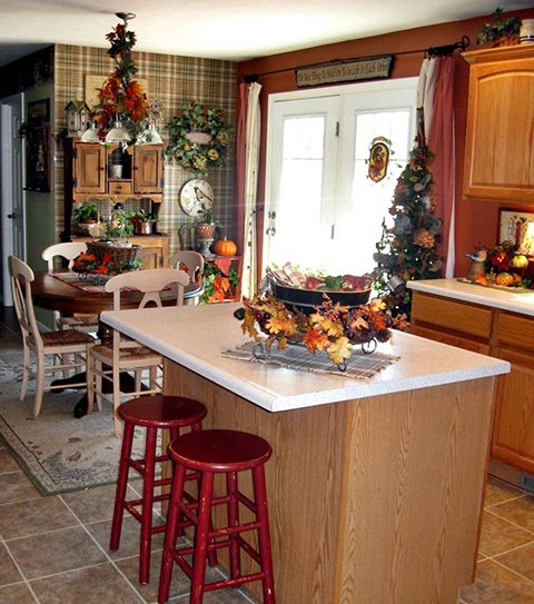 Creative Country Mom Kitchen