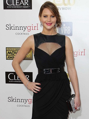 Critics' Choice Winner - Jennifer Lawrence