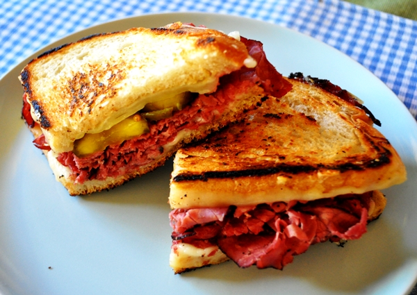 Tonight's Dinner: Cuban grilled cheese sandwich recipe