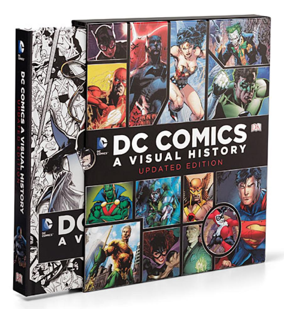 DC Comics A Visual History