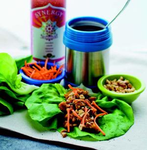 DIY Hoisin Lettuce Wraps