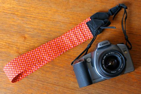 custom fabric camera straps