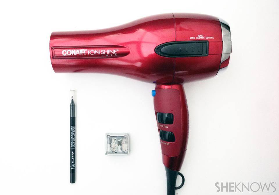 DIY gel liner: Materials and Tools