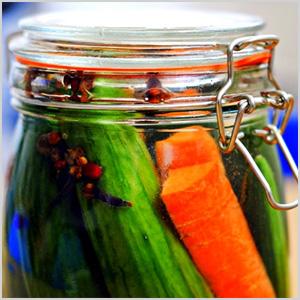 DIY Pickles