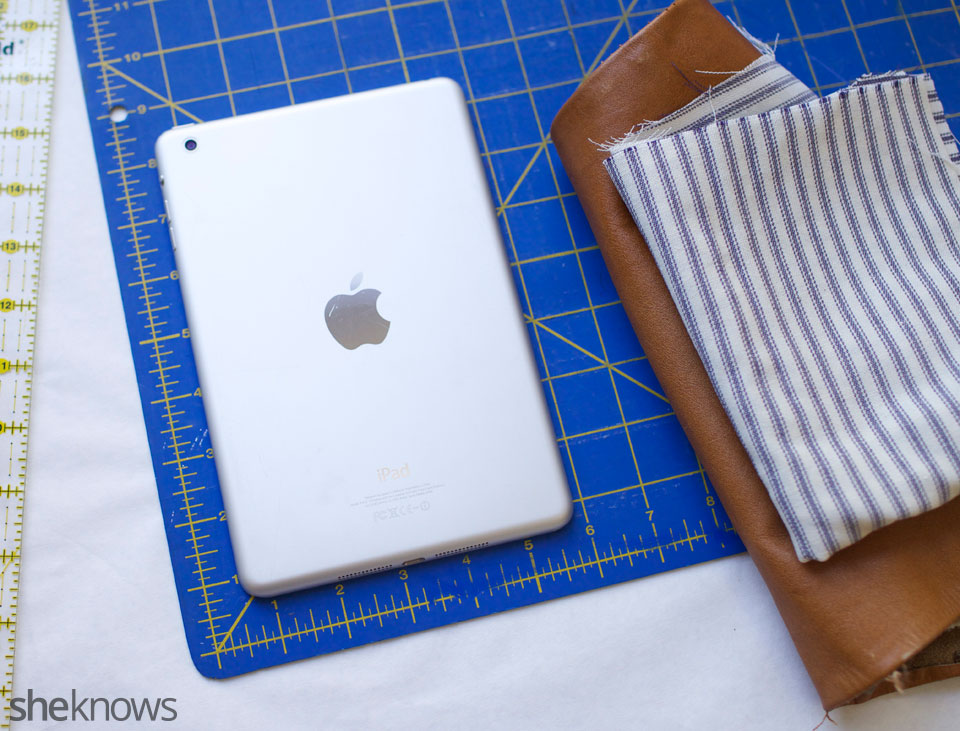 DIY Ipad Case 2