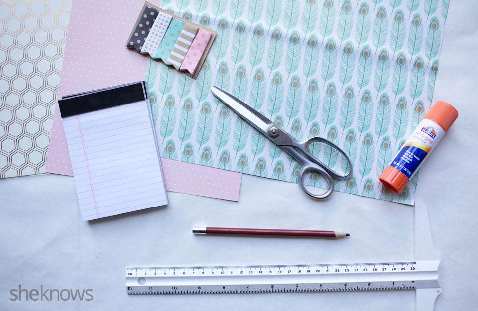 DIY Mini Notebooks 2