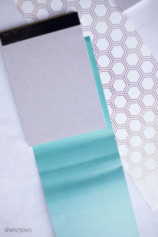 DIY Mini Notebooks 3