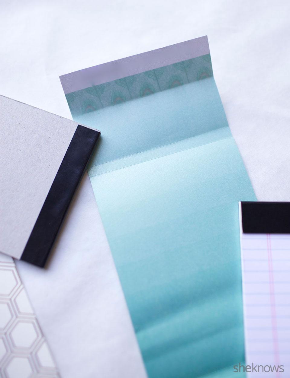 DIY Mini Notebooks 6