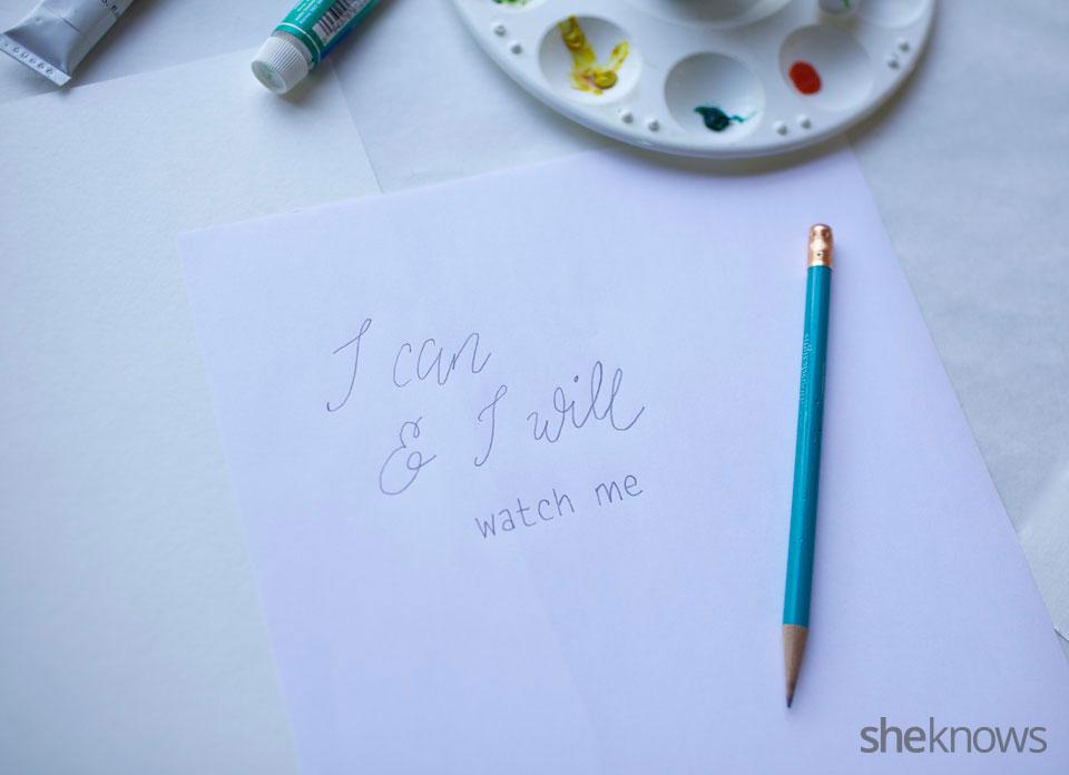DIY Watercolor Notebook Journals 9