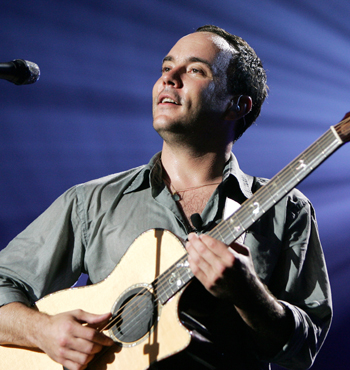 Dave Matthews is going back to Woodstock