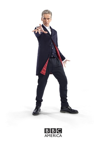 Doctor Who new outfit