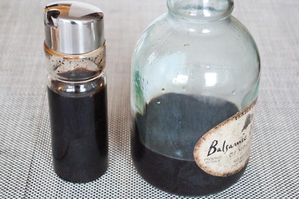 Uses for balsamic vinegar