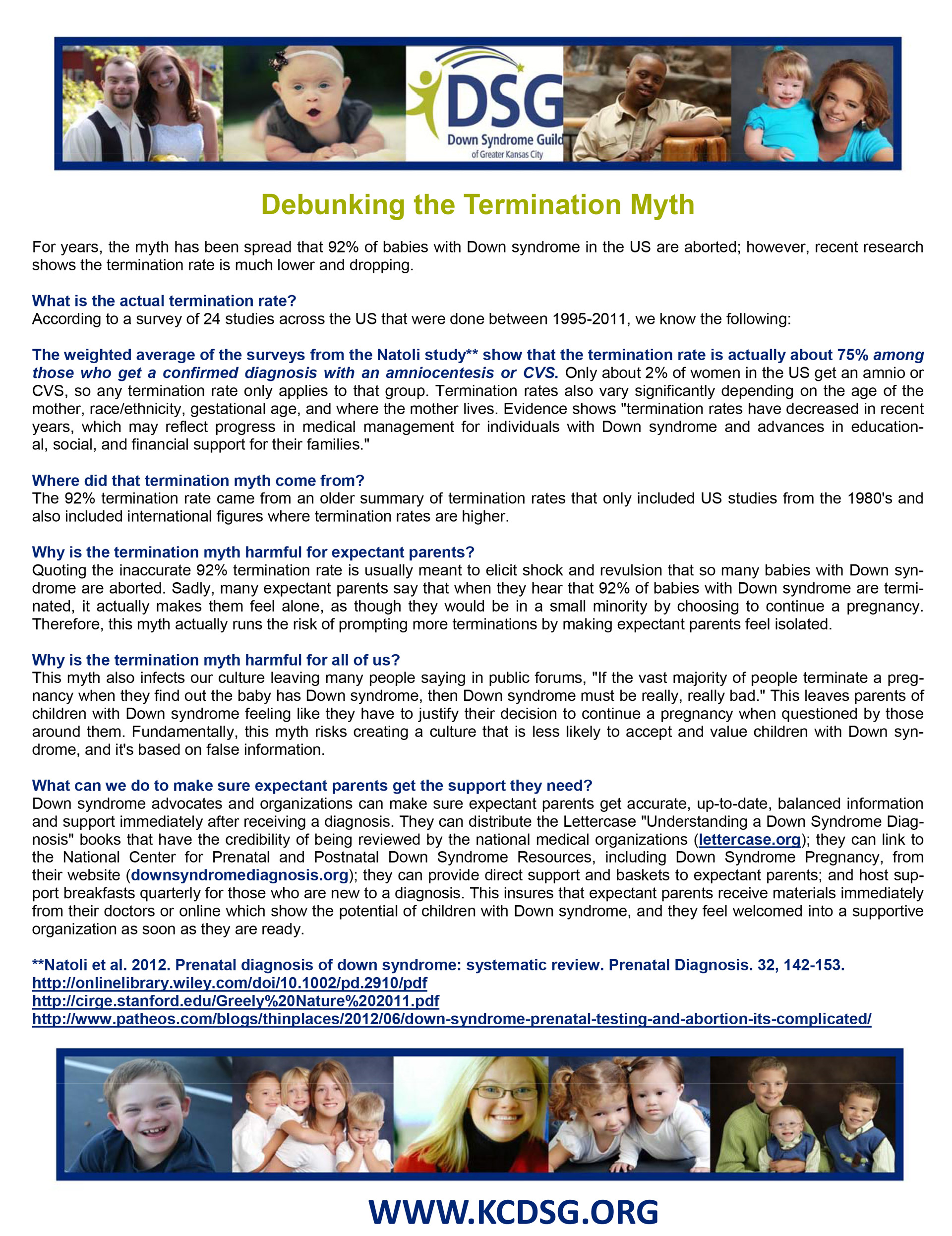 Termination rate fact sheet   Sheknows.com