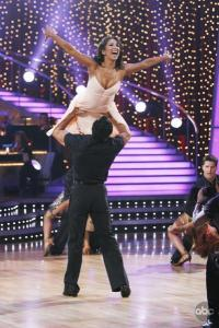 Patrick Swayze tribute on DWTS