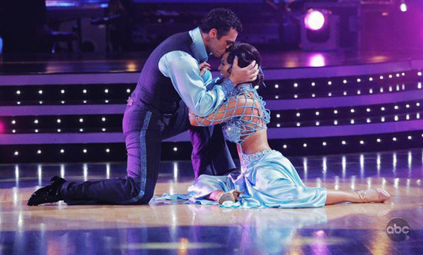 From The Bachelor to Dancing with the Stars...what a week!