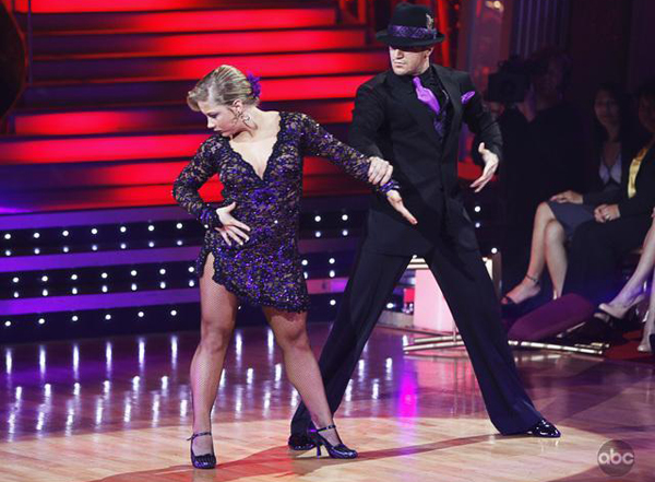 Argentine Tango is less than extraordinary on DWTS