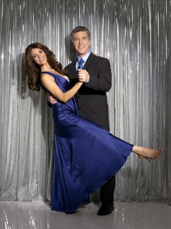 Tom and Sam are ready for the new season of Dancing with the Stars