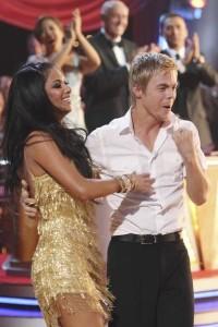 Nicole and Derek win!