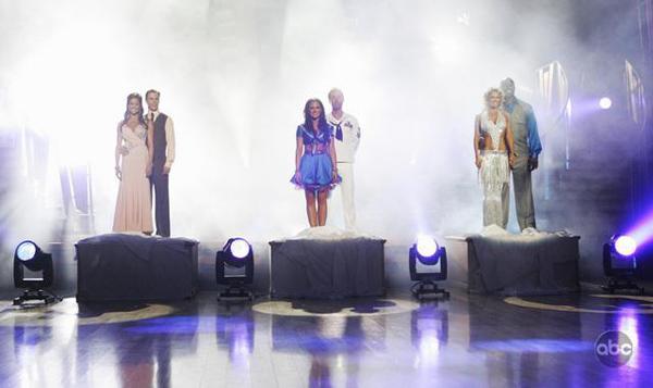 The final three in the spotlight