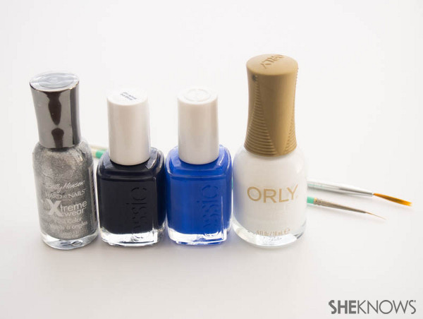 Fan-icure: Dallas Cowboys | Sheknows.com -- supplies