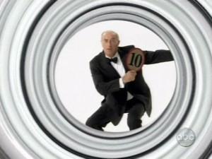 Len spoofs Bond