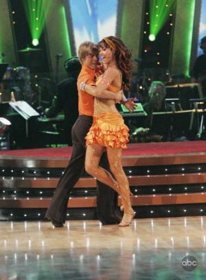 Shannon does the Latin twist