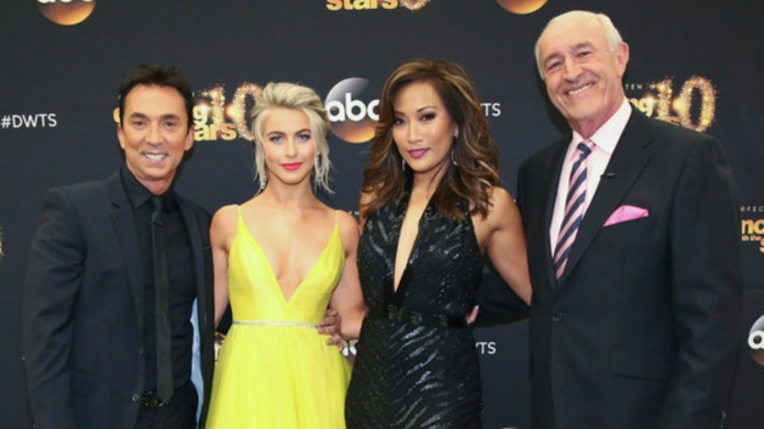 Dancing with the Stars' judges are