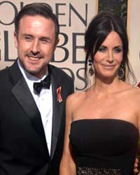 David Arquette on Howard Stern about Courteney Cox breakup