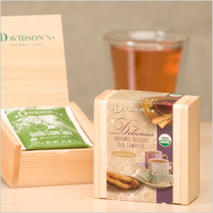 Davidson's Teas Dessert Sampler